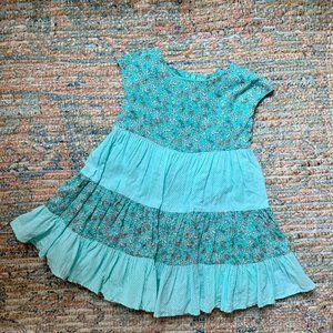 Marks & Spencer Floral Summer Dress | 24m